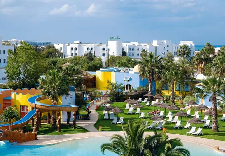Hotel Caribbean World Sun Garden Hammamet