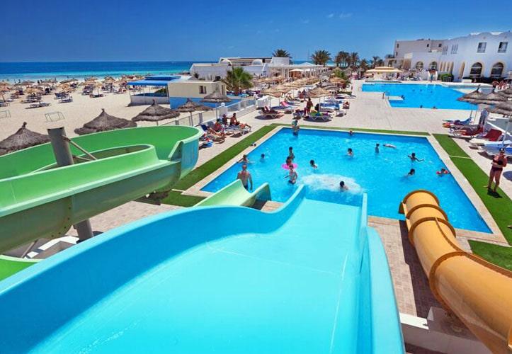 Hôtel club calimera yati beach 4*