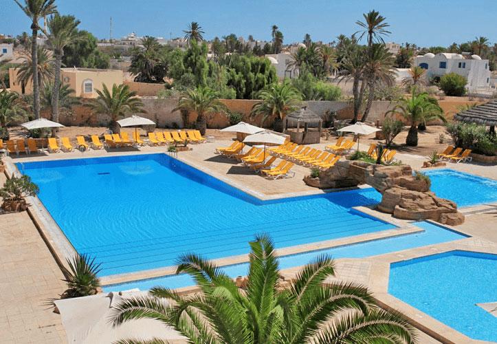 Hôtel Dar  EL Manara Djerba Hotel & Aparts
