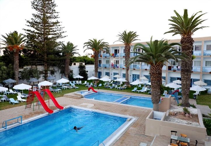 Hôtel Esplanade city Beach Hotel