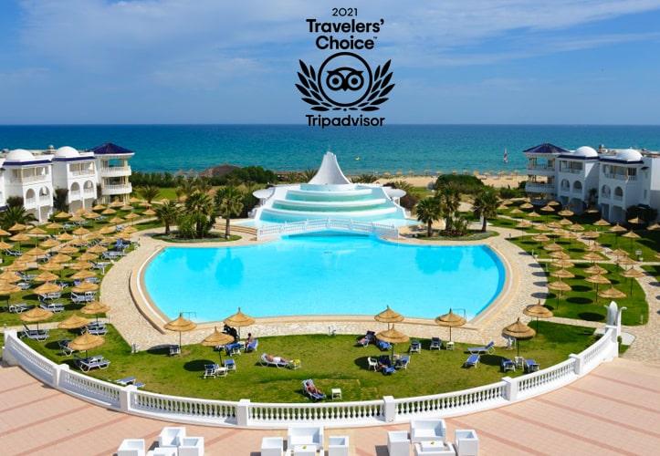 Hotel Golden Tulip Taj Sultan Hammamet