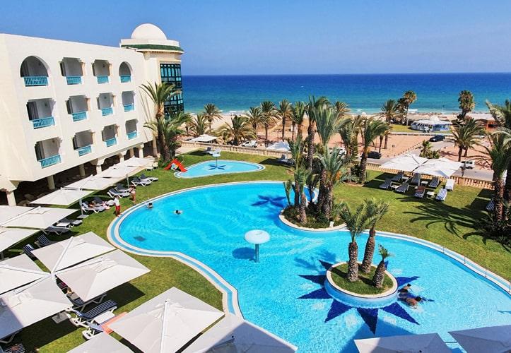 Hotel Golden Yasmine Mehari Hammamet