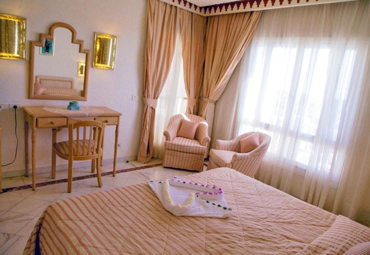 Hotel La Palmeraie