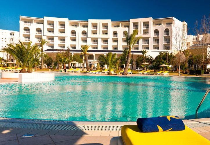Hotel Jaz Saphir Palace & SPA
