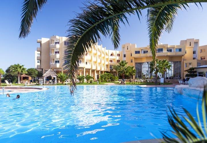 Hôtel Skanes Serail & Aquapark