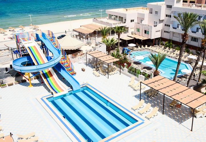 Hotel Sousse City & Beach Hotel ( Ex Karawan )
