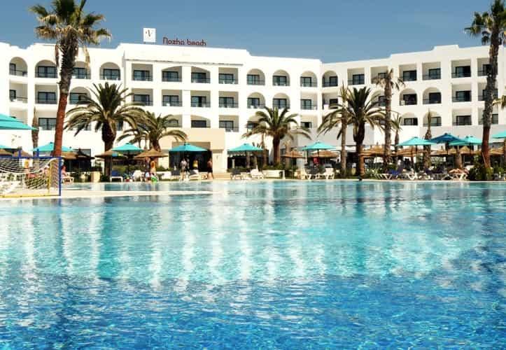 Hôtel Vincci Nozha Beach 4* - 1
