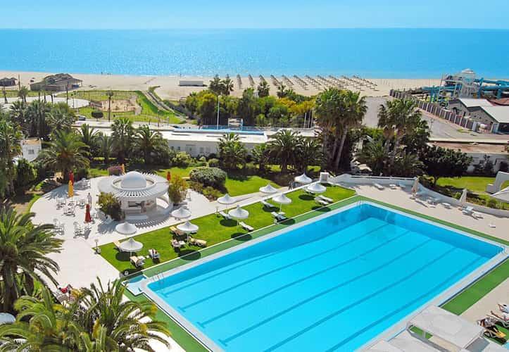 Hôtel Yadis Hammamet Club