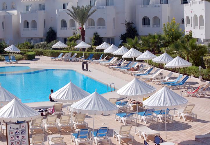 Hôtel djerba les dunes 3*