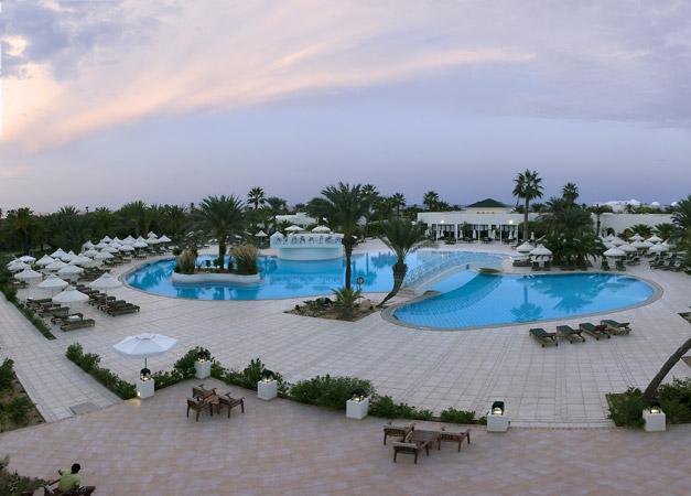 reservation hôtel yadis djerba