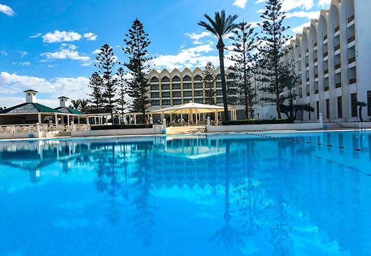 Hôtel Amir Palace