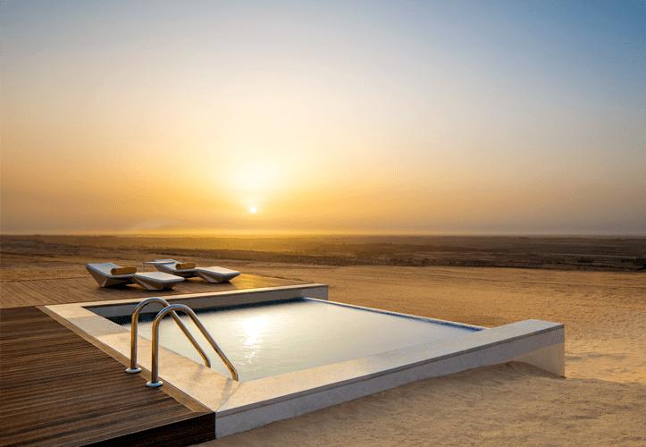 Hotel Anantara Sahara Tozeur Resort & Villas
