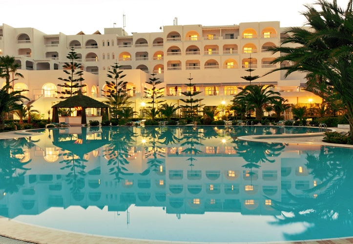 Hotel Aziza Beach Golf et Spa