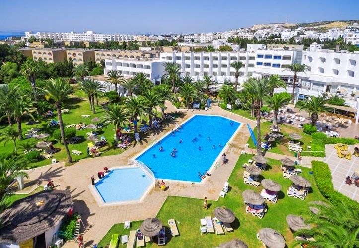 Hotel Palm Club Beach