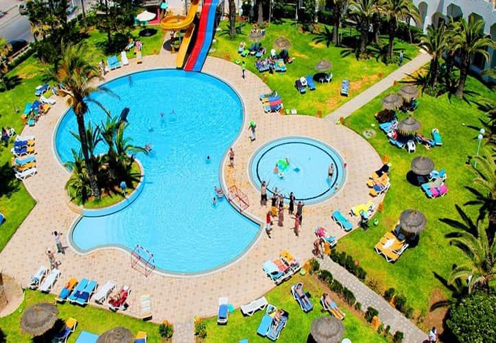 Hotel Delphin EL Habib