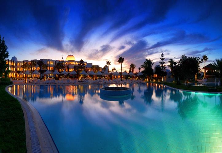 Hôtel Djerba Plaza Thalasso & SPA