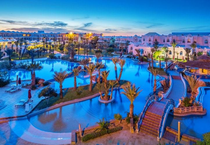 Hotel Hasdrubal Prestige Thalassa et Spa