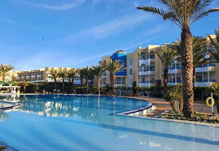 Hotel Hasdrubal Thalassa et SPA Hammamet