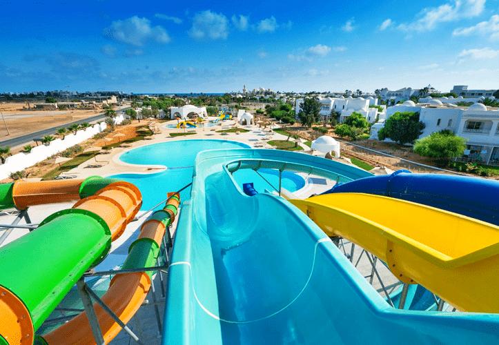 Hotel Iliade Aquapark Djerba