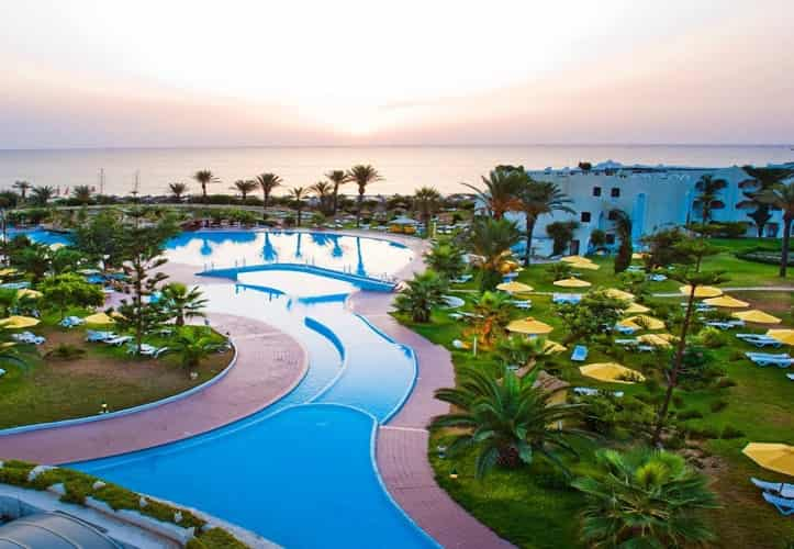 Hotel LTI Mahdia Beach & Aquapark