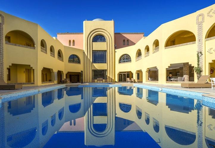 Hôtel Magic Hotel Ksar Jerid