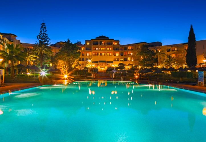 Hotel Magic Hotel Royal Kenz Thalasso & Spa