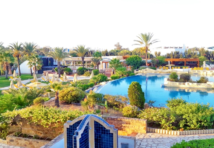 Hotel Medina Belisaire et Thalasso