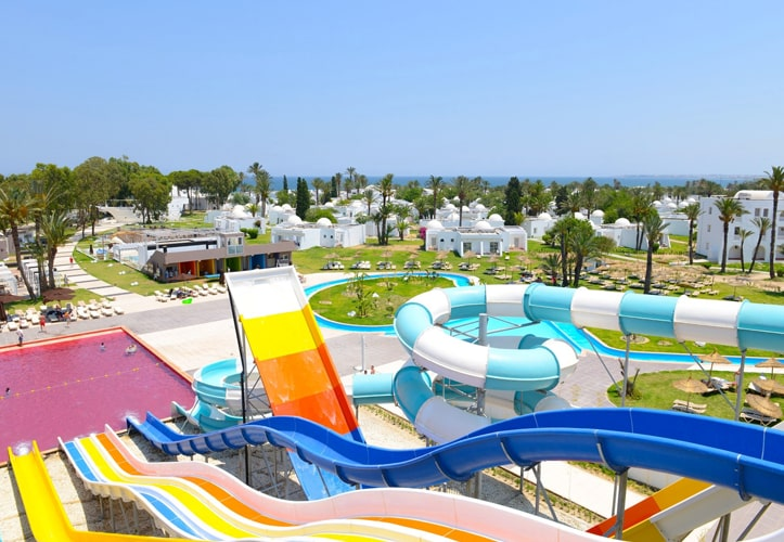 One Resort Aqua Park & SPA , Monastir - Hôtel Photo
