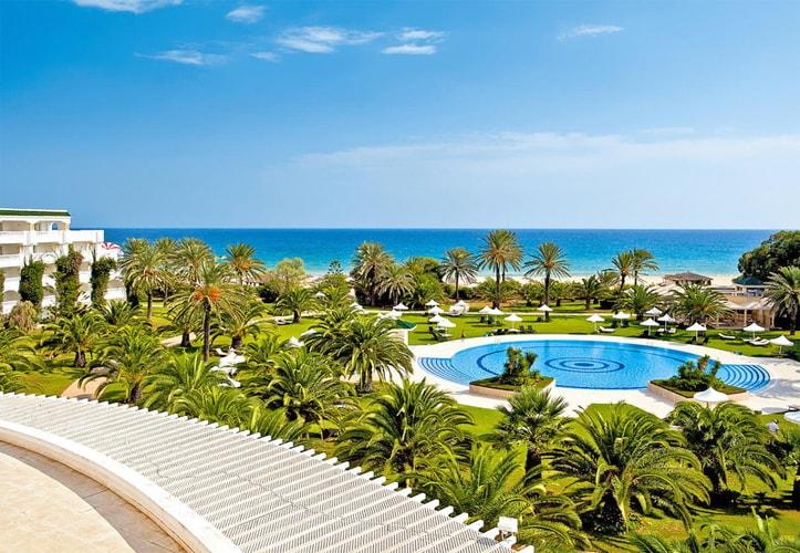Hotel Sensimar Oceana Palace Hammamet