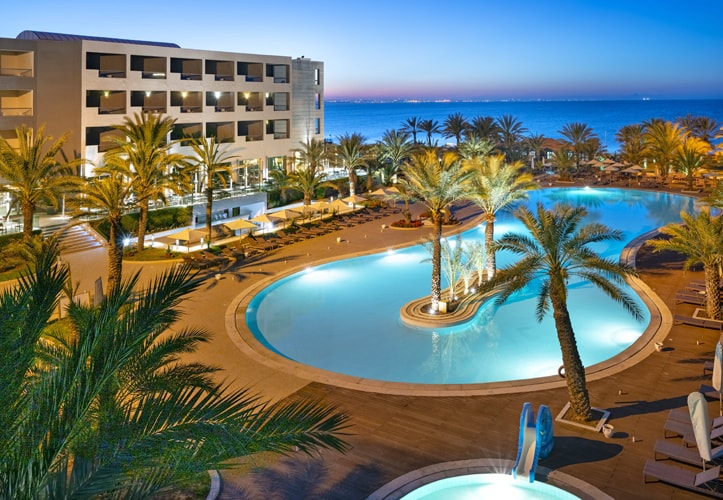 Hotel Sentido Rosa Beach Thalasso & SPa