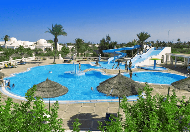 Hotel SunConnect Djerba Aqua Resort