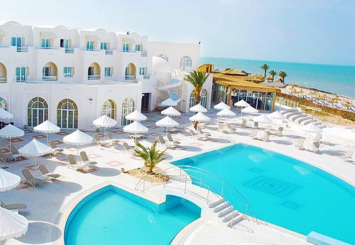 Hotel Telemaque Beach et SPA