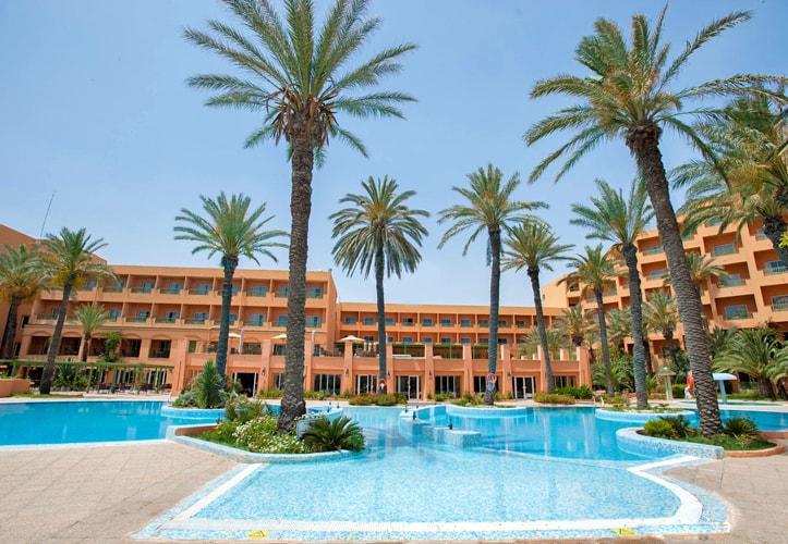 Hotel EL Ksar Resort & Thalasso Sousse