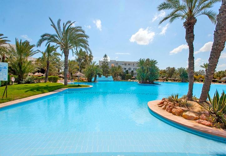 Vincci Djerba Resort Djerba Tunisiebooking Com