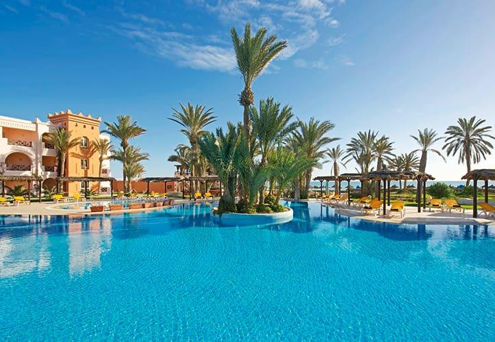 Hotel Vincci Safira Palms