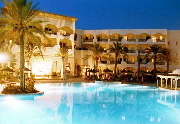 reservation hôtel tunisie hammamet