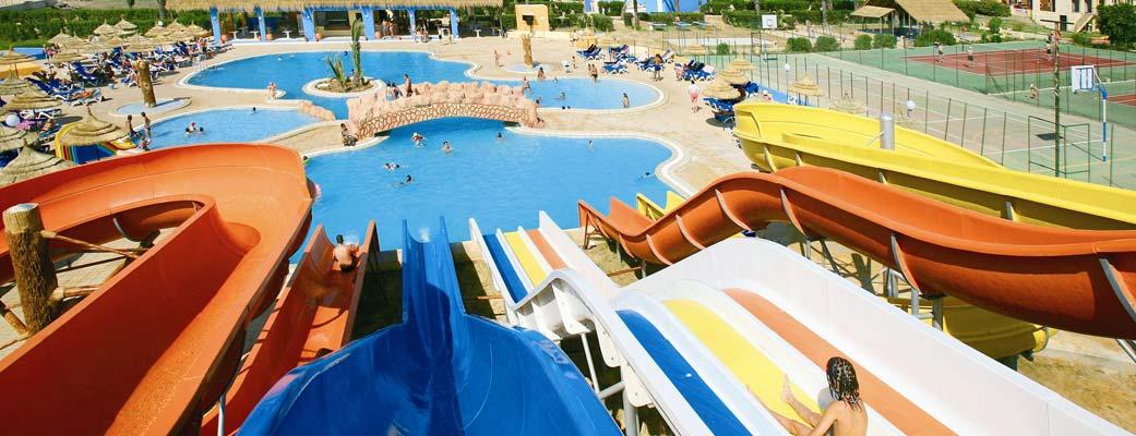 Hotel Caribbean World Hammamet Beach
