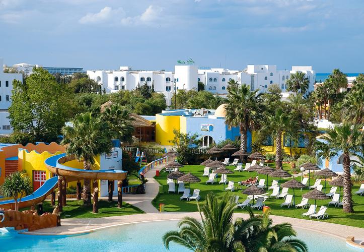 Hotel Caribbean World Hammamet Village
