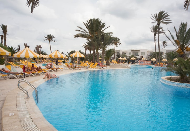 Hotel Djerba Holiday Beach