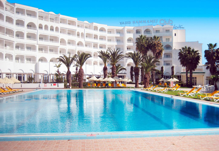 Hotel Eden Yadis Hammamet Club