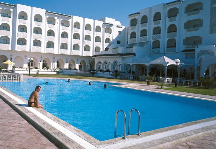 reservation hôtel tunisie hammamet 3 etoiles