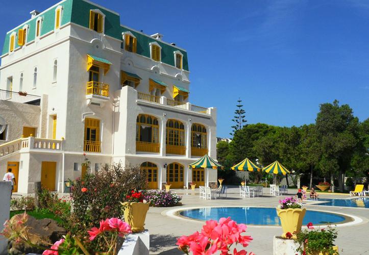 reservation hôtel tabarka tunisie prix en dinars