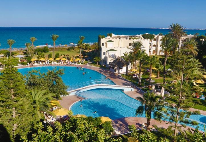 Hôtel LTI Mahdia Beach & Aqua Park