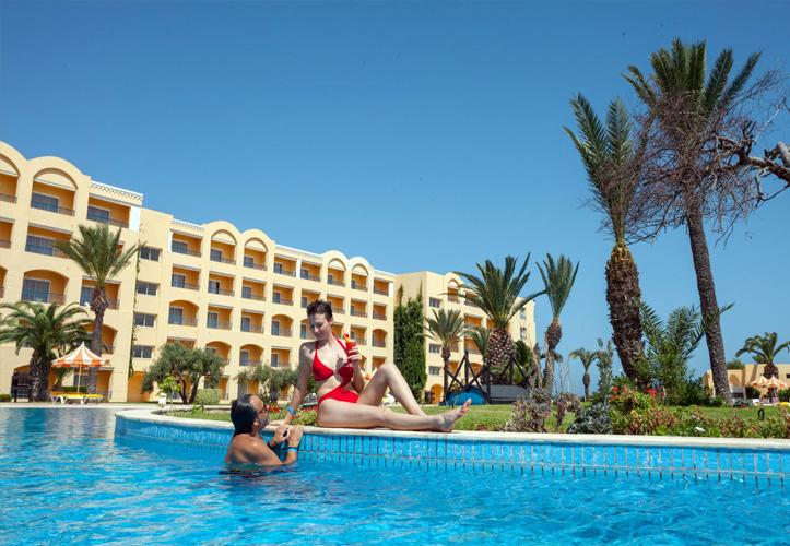 Hôtel Nour Palace Resort et Thalasso