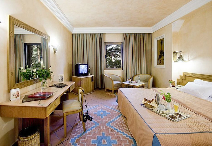 Hotel Magic Hotels Palm Beach Palace  Tozeur