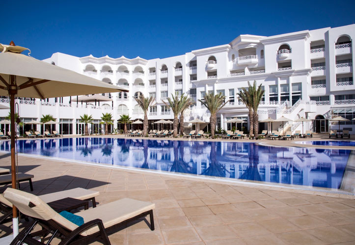 Hotel Radisson Blu Resort and Thalasso Hammamet