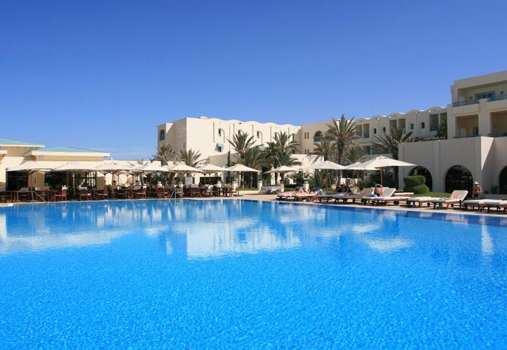Hôtel Radisson Blu Ulysse Resort et Thalasso