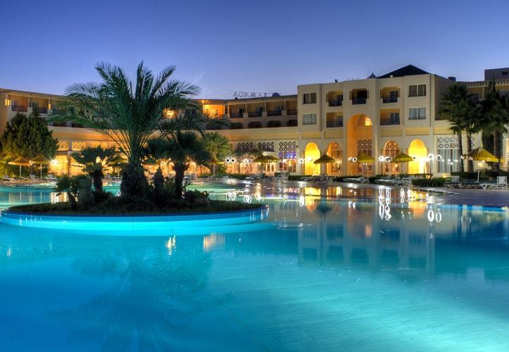 Hôtel Ramada Plaza Tunis