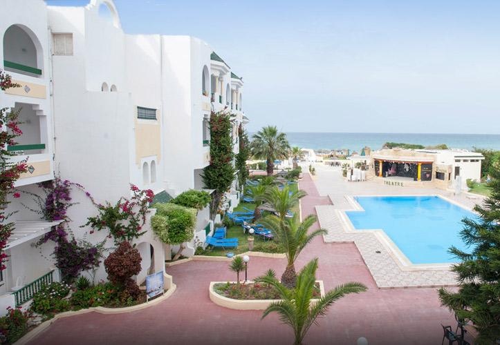 Hôtel Topkapi Beach